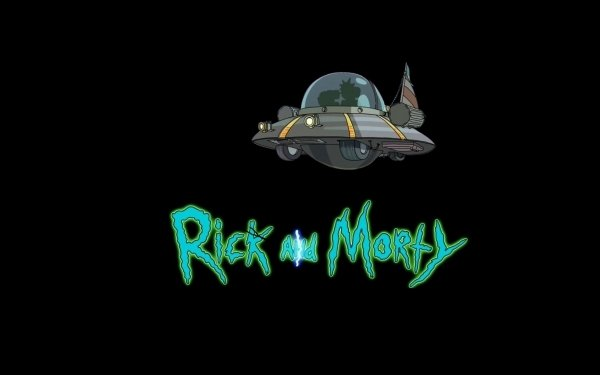 TV Show Rick and Morty Rick Sanchez Morty Smith Space Cruiser HD Wallpaper | Background Image