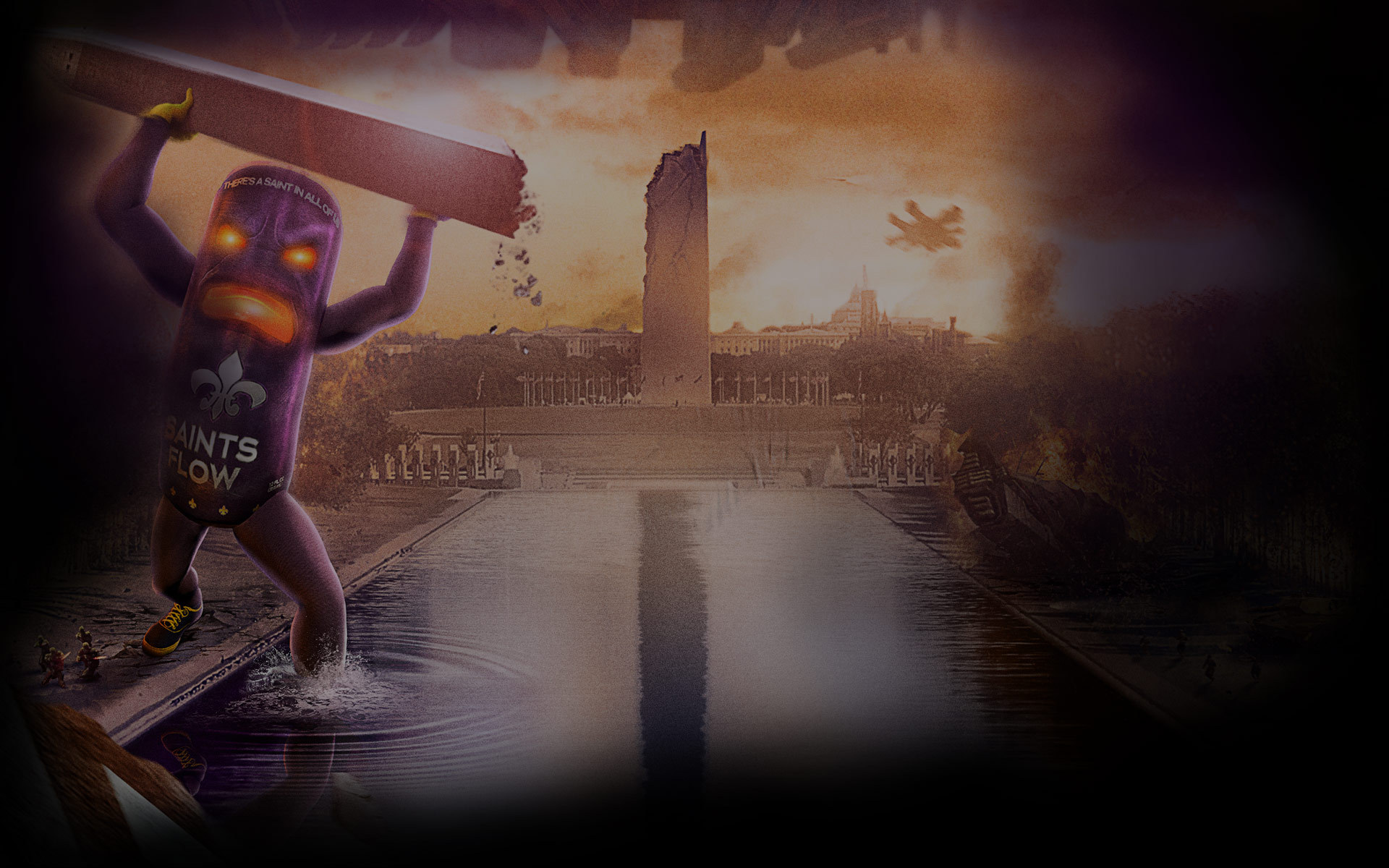 Saints Row 4 Wallpapers: Saints Row IV Computer Wallpapers, Desktop Backgrounds