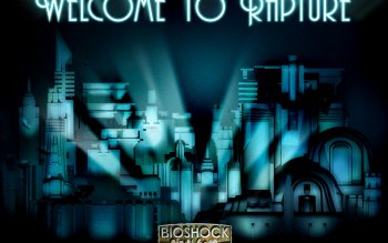 Video Game - Bioshock Wallpapers and Backgrounds ID : 6284