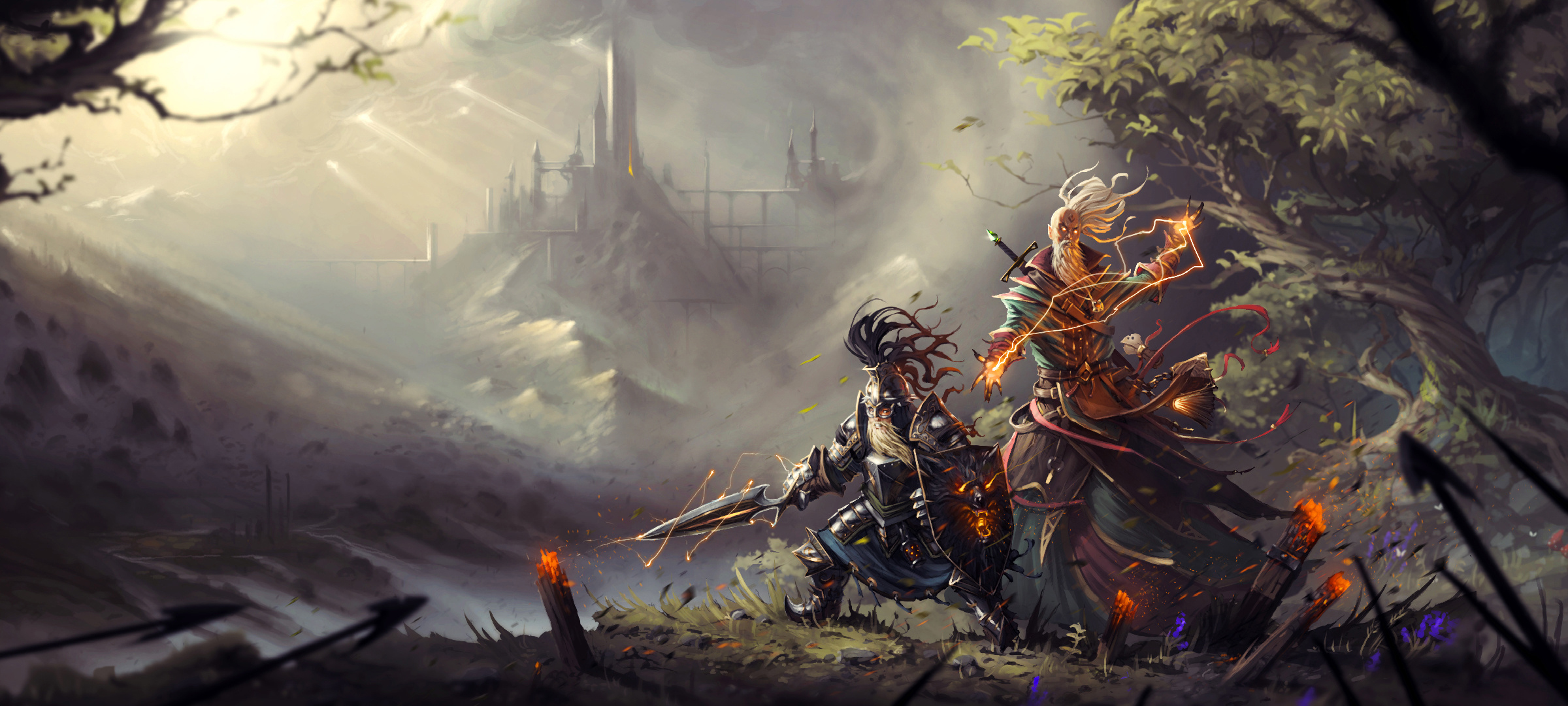 11 Divinity: Original Sin II HD Wallpapers