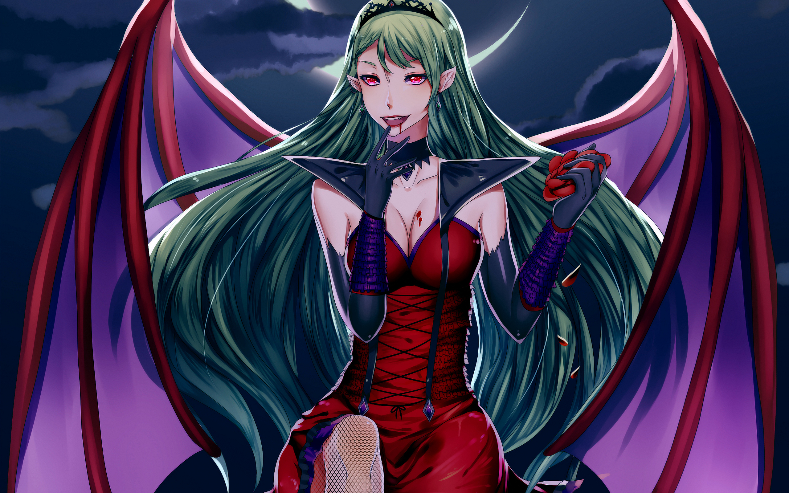 Succubus Hd Wallpaper Background Image 2560x1600 Id 629991 Wallpaper Abyss