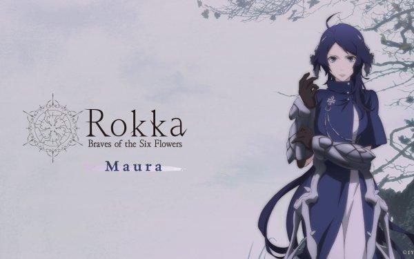 Anime Rokka: Braves of the Six Flowers Mora Chester HD Wallpaper | Background Image