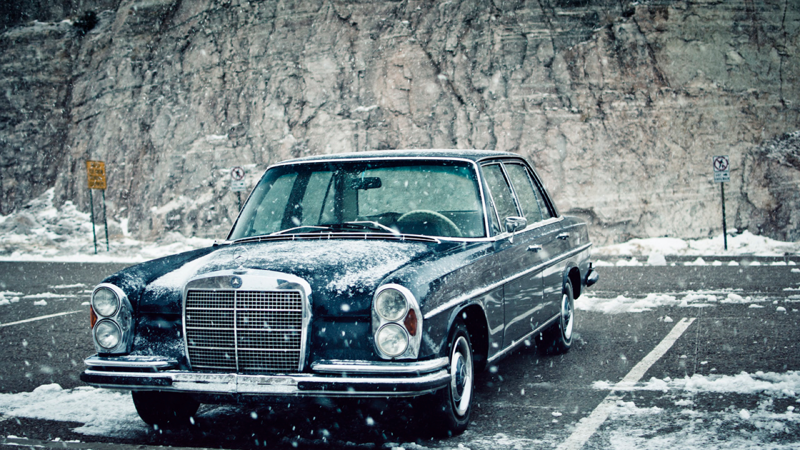 Mercedes-Benz W108 Wallpaper and Background Image ...