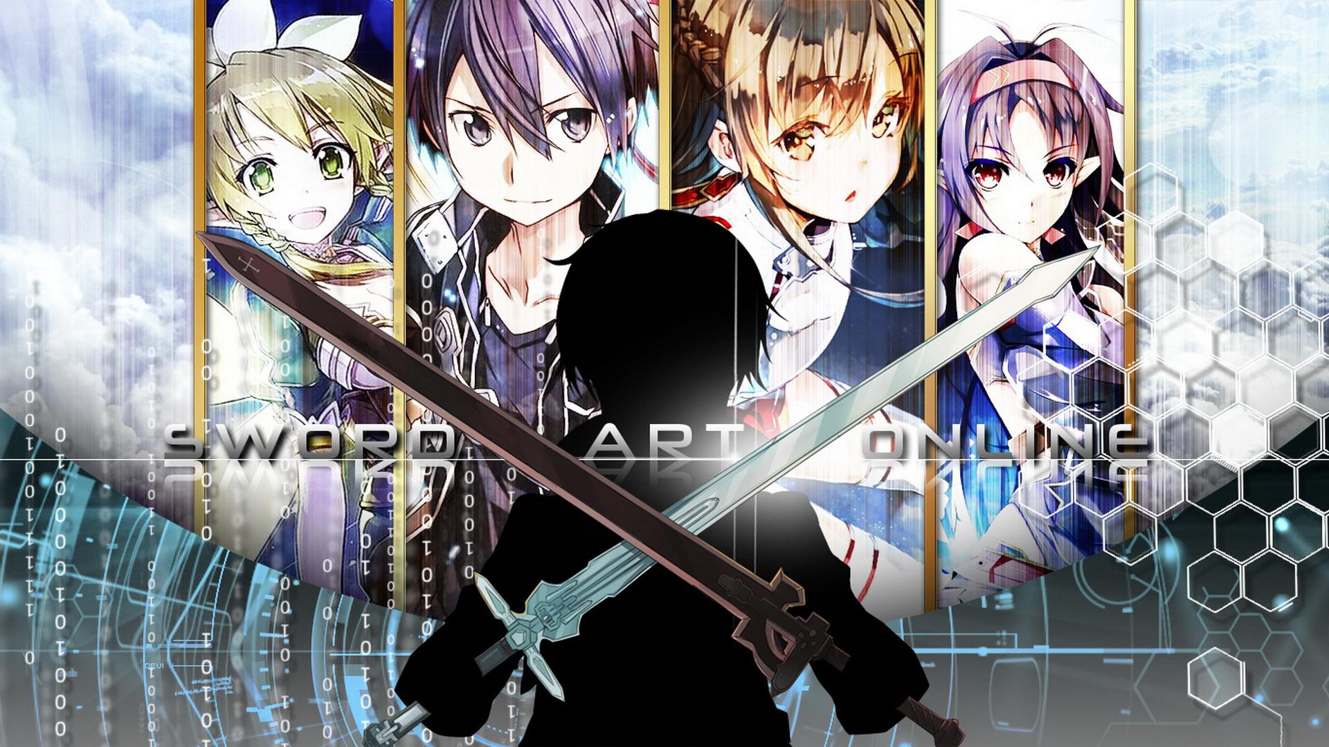 Sword Art Online Ii Hd Wallpaper Background Image 1920x1080