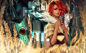 HD Wallpaper | Background Image ID:632145. 1920x1315 Video Game Transistor