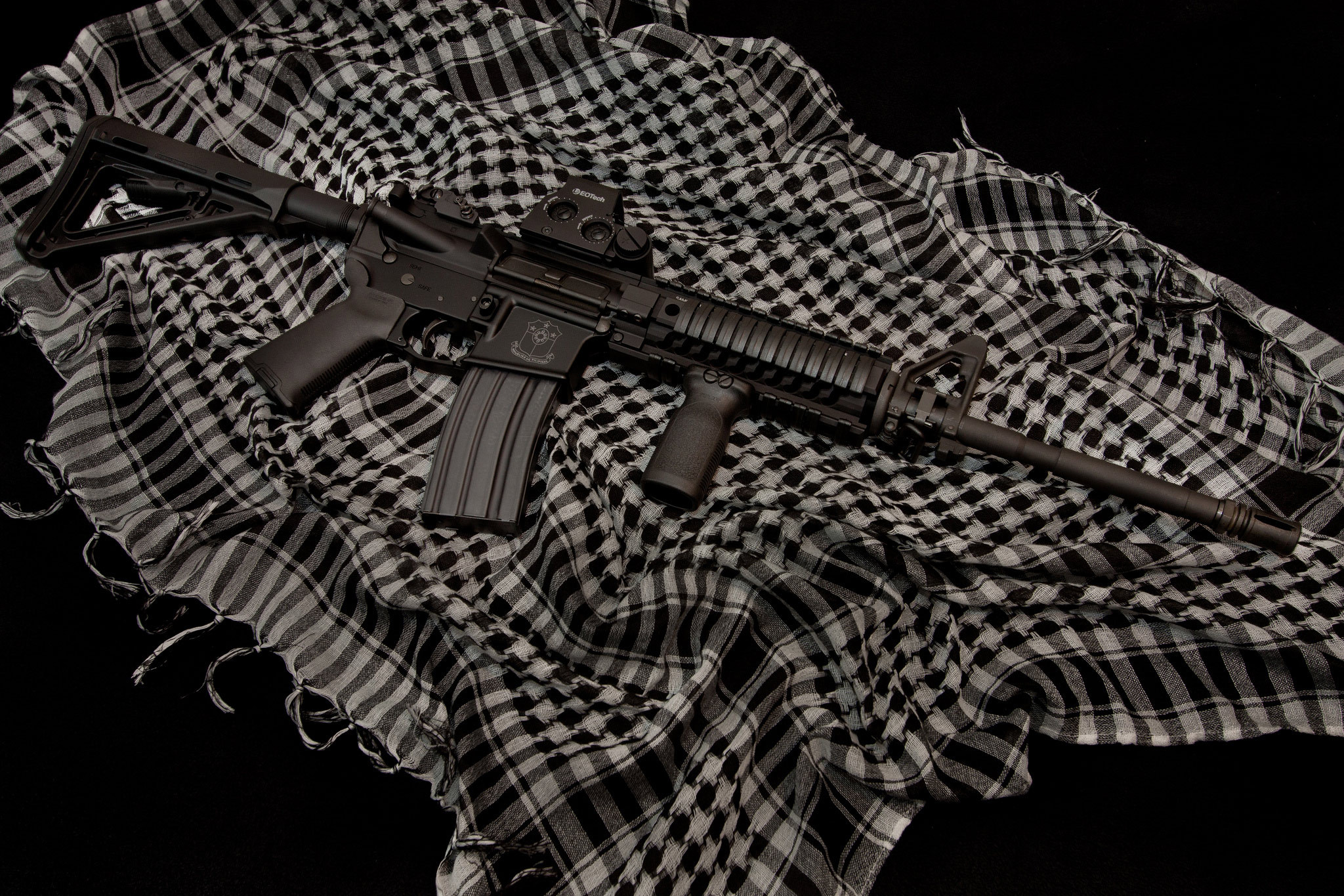 Ar 15 Wallpaper Download Free Beautiful Full Hd: Colt AR-15 Full HD Wallpaper And Background