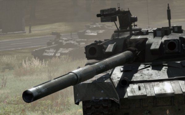 Video Game ARMA 2 T-90 HD Wallpaper | Background Image