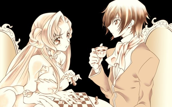 Anime Code Geass Euphemia Li Britannia Lelouch Lamperouge HD Wallpaper | Background Image