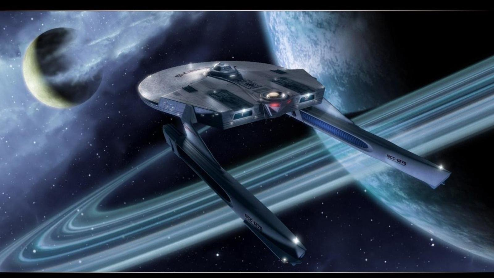 Sci Fi - Star Trek  Wallpaper