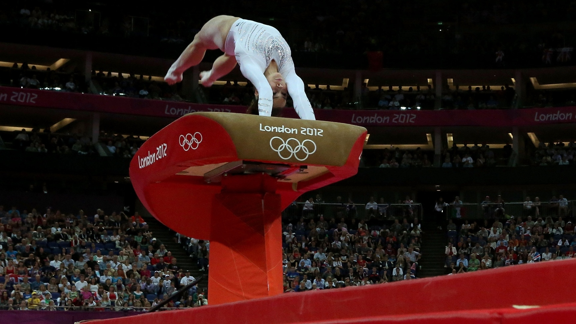 vault gymnastics gif. Sports - Gymnastics Wallpaper Vault Gif