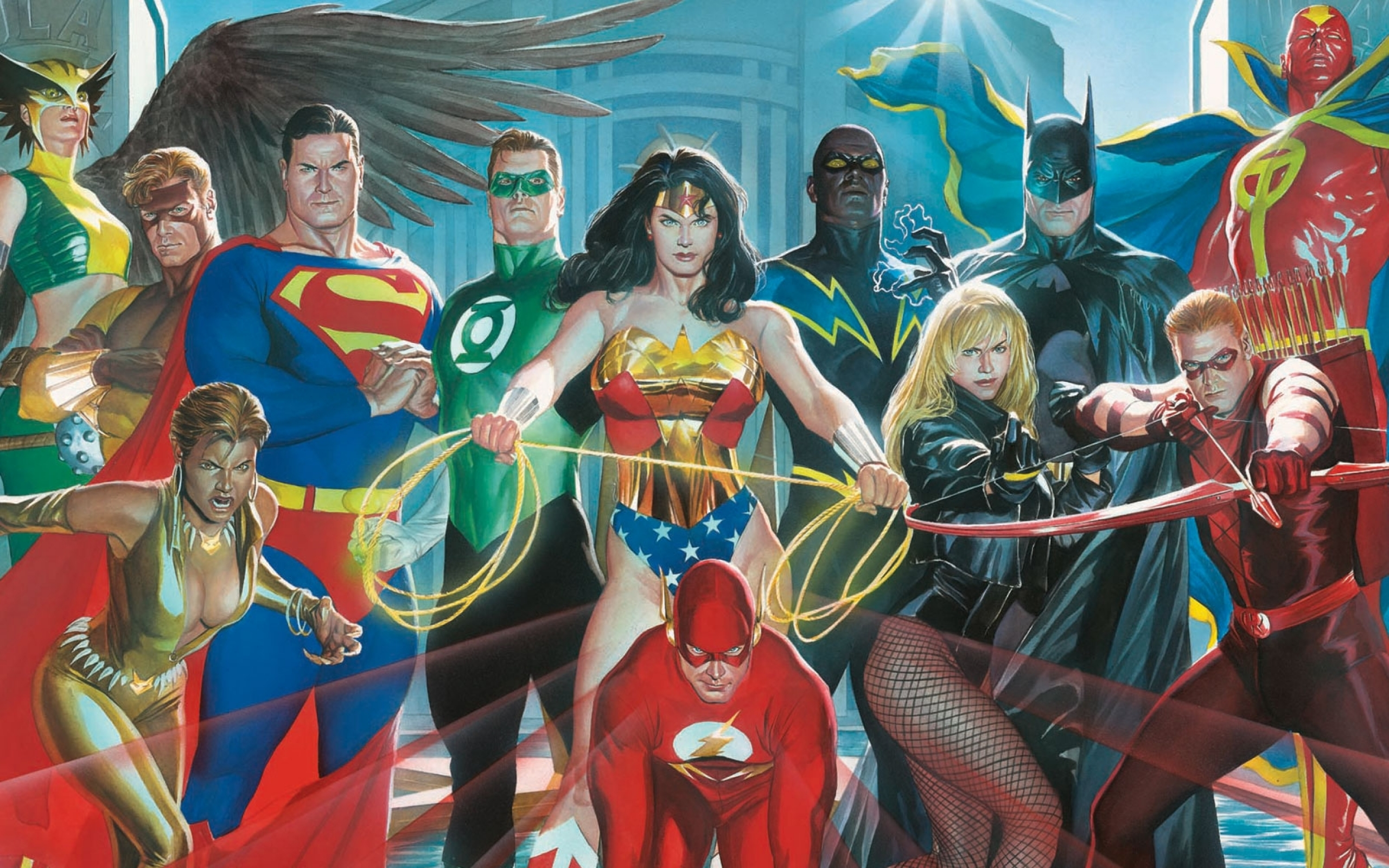 Hd wallpaper justice league - Hd Wallpaper Justice League 13
