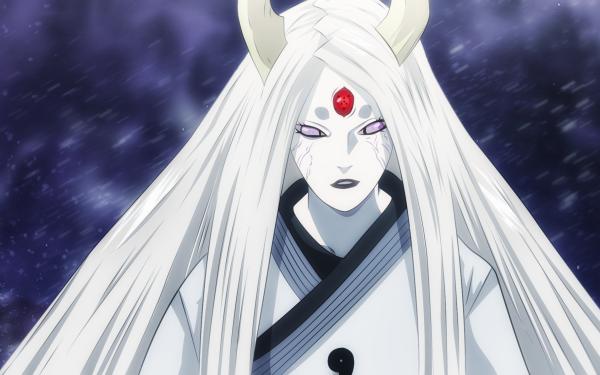 Anime Naruto Kaguya Ōtsutsuki Fondo de pantalla HD   Fondo de Escritorio