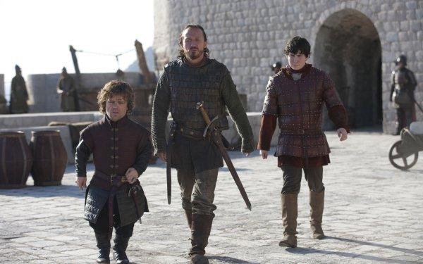 TV Show Game Of Thrones Tyrion Lannister Peter Dinklage Jerome Flynn Bronn Podrick Payne Daniel Portman HD Wallpaper | Background Image