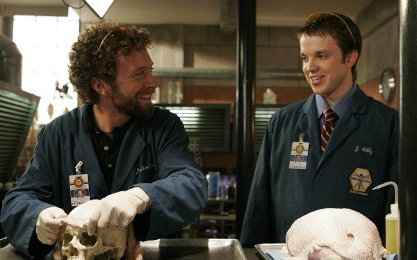 TV Show Bones Eric Millegan Zack Addy T.J. Thyne Jack Hodgins HD Wallpaper | Background Image