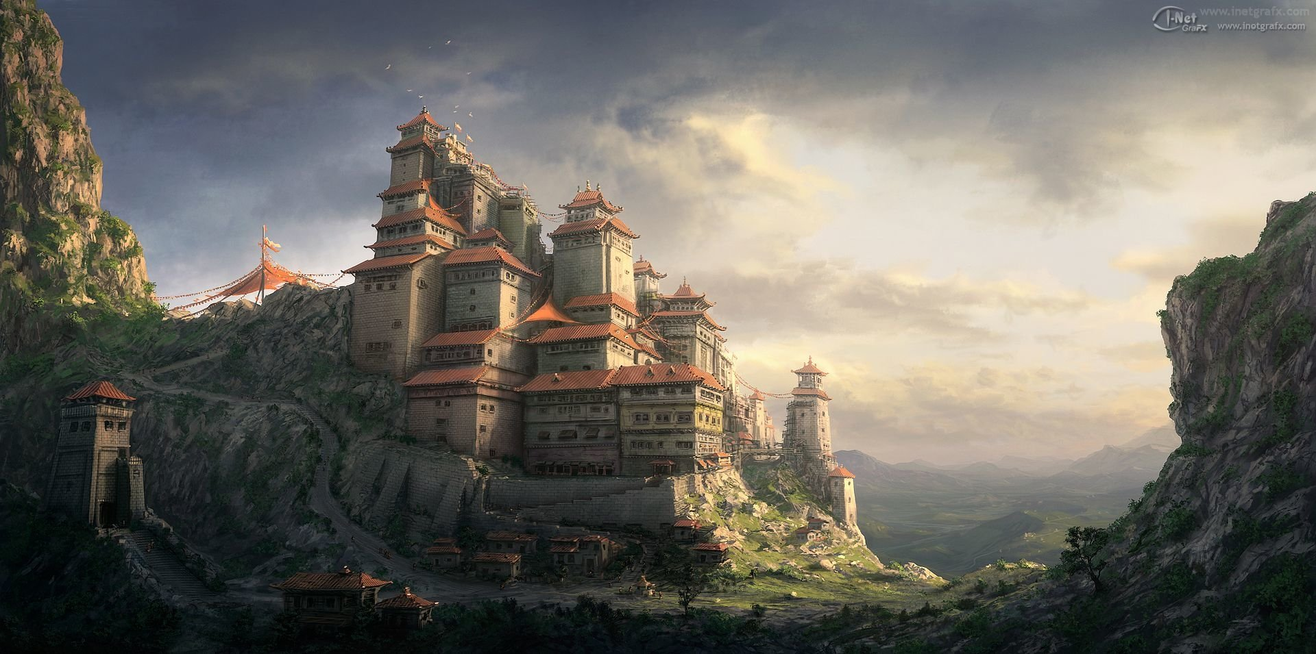 2433 Castles HD Wallpapers