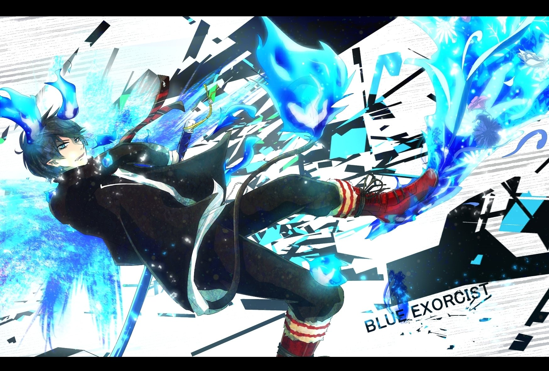 hd wallpaper background id640617 1748x1181 anime blue exorcist