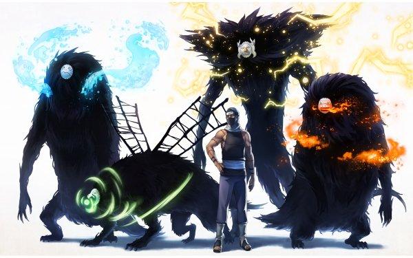 Anime Naruto Kakuzu HD Wallpaper   Background Image
