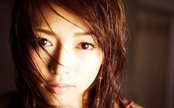 Women Yumiko Shaku Actresses Japan HD Wallpaper | Background Image
