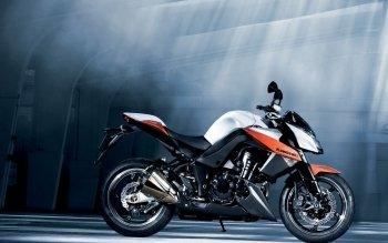 4 Kawasaki Z1000 HD Wallpapers