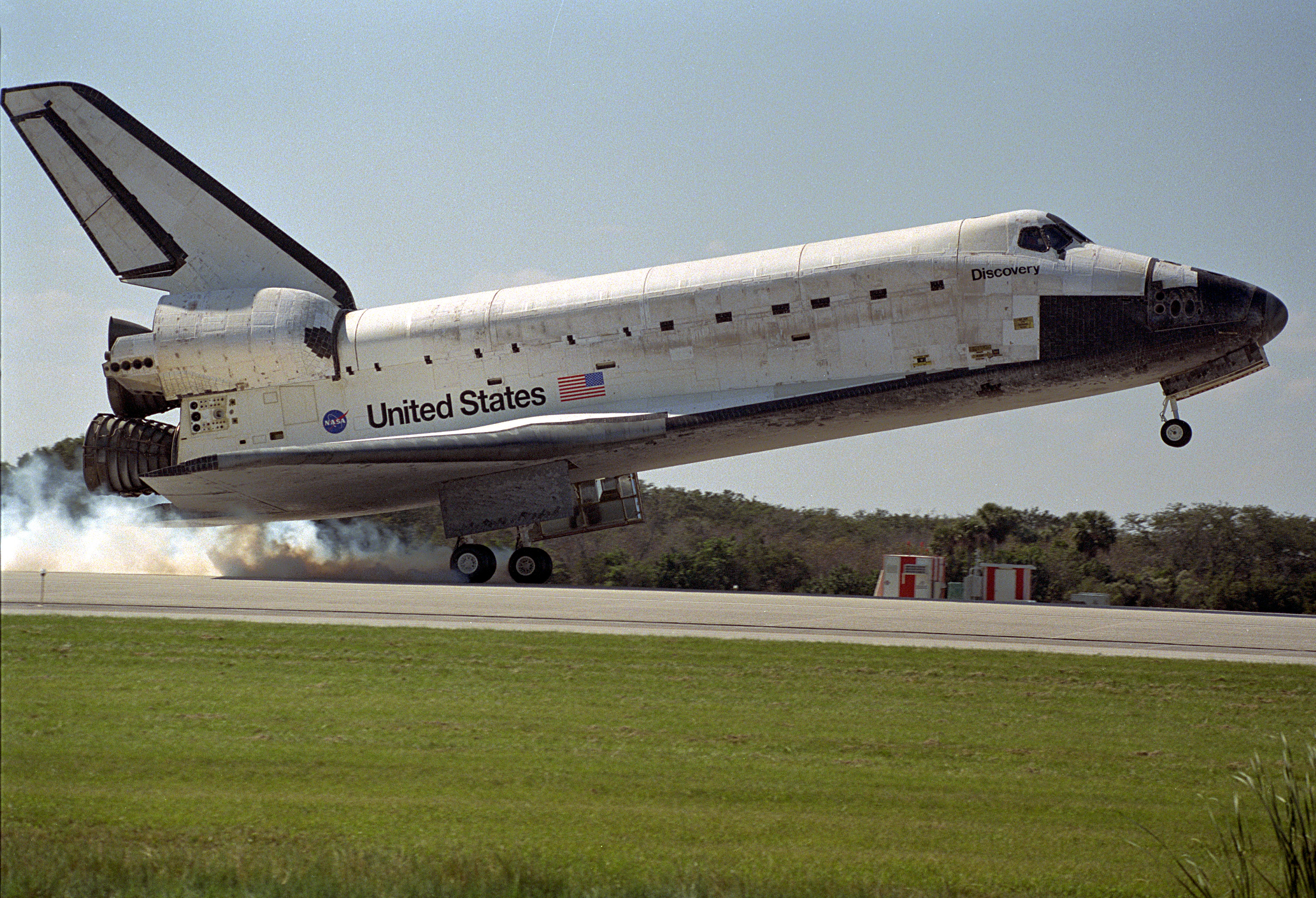 space shuttle landing south africa - photo #22