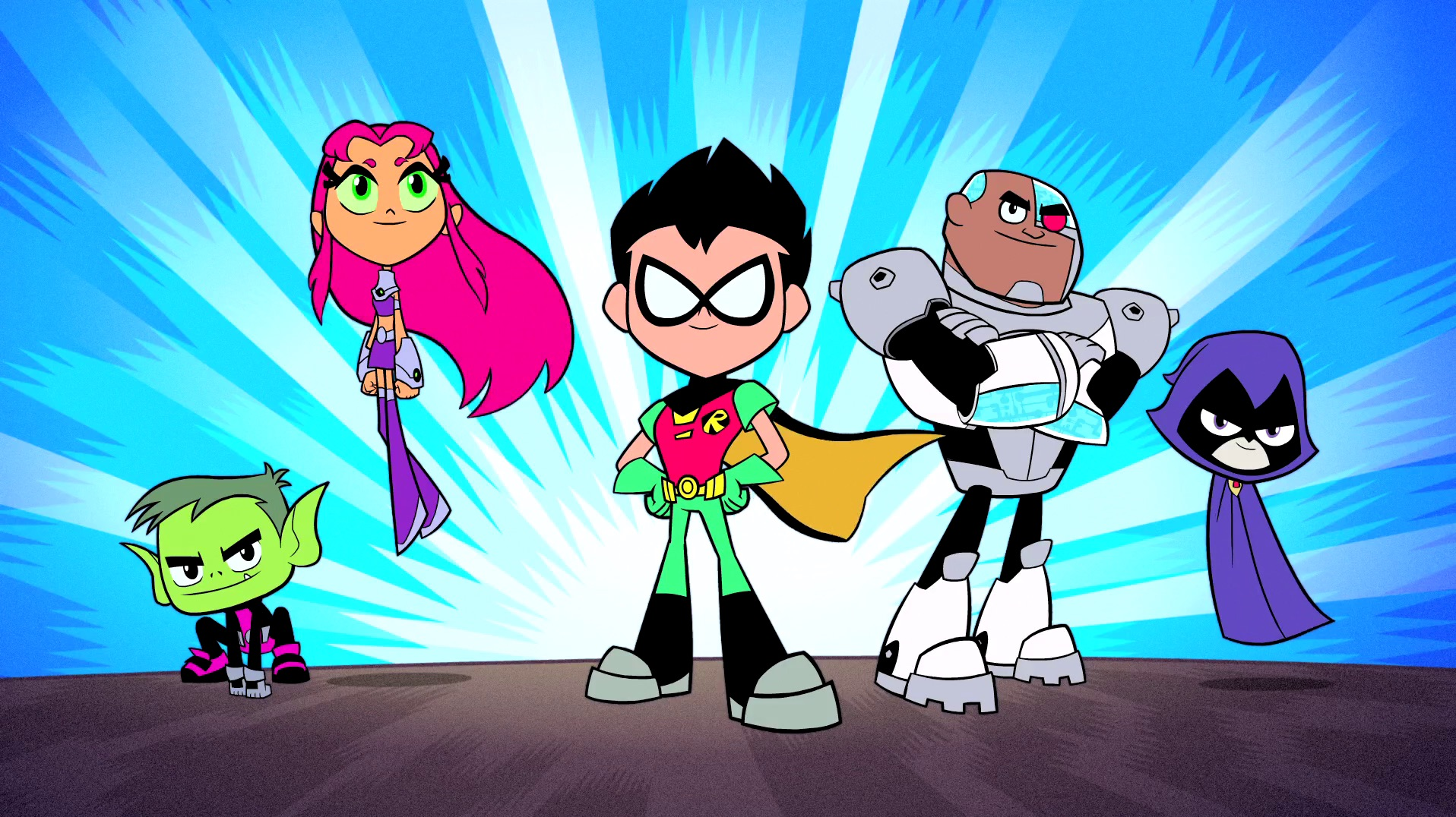 22 Teen Titans Go Hd Wallpapers  Background Images - Wallpaper Abyss-2505