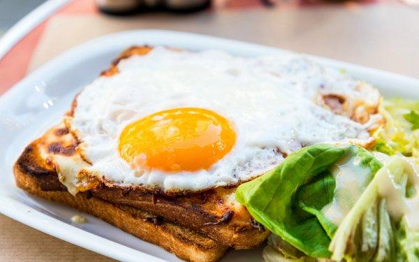 Alimento Desayuno Huevo Toast Fondo de pantalla HD | Fondo de Escritorio