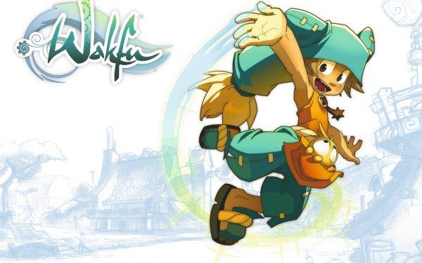 Anime Wakfu The World of Twelve Yugo HD Wallpaper | Background Image