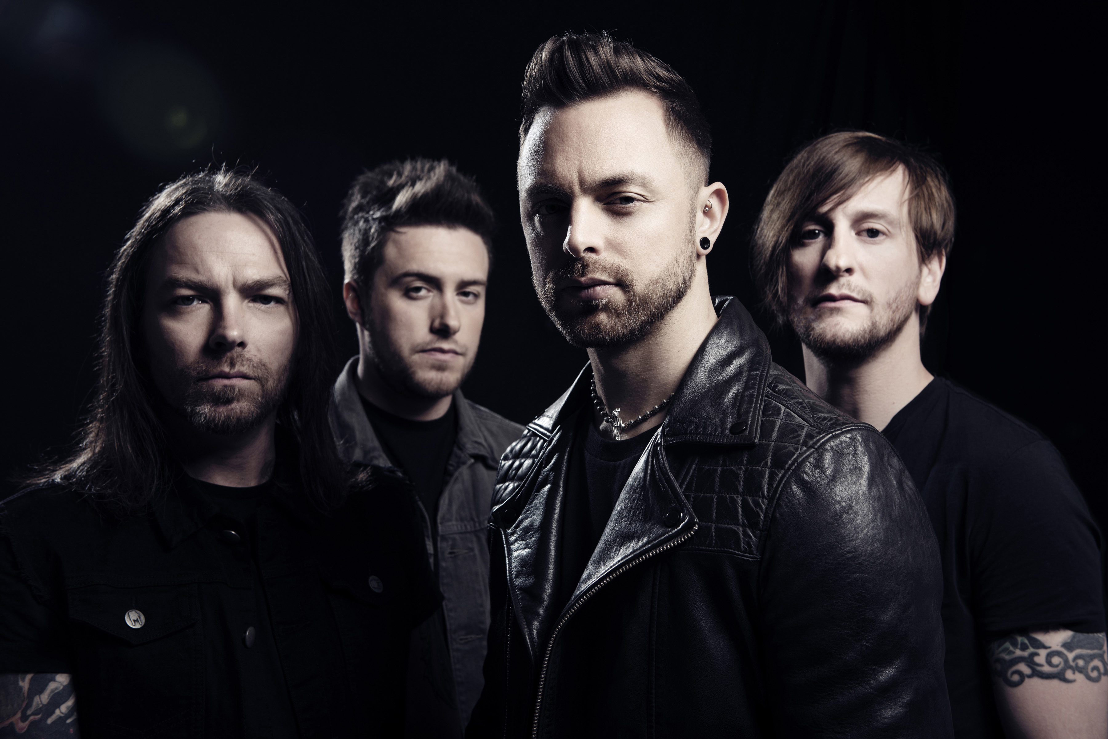 Bullet For My Valentine Hd Wallpaper Background Image 3600x2403
