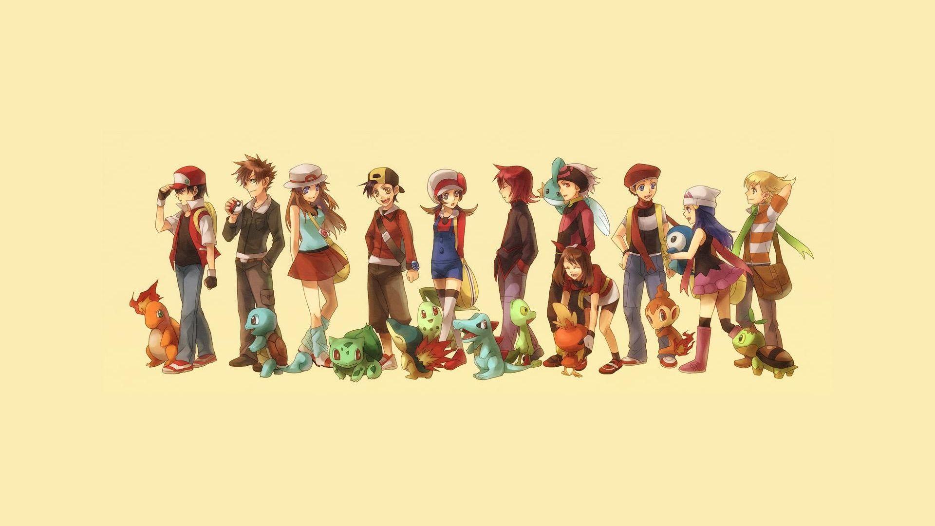 Pokémon HD Wallpaper | Background Image | 1920x1080 | ID:648213
