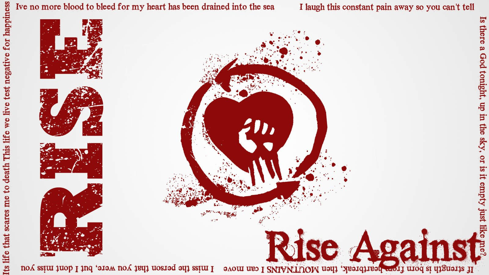 Rise Against Wallpaper And Background