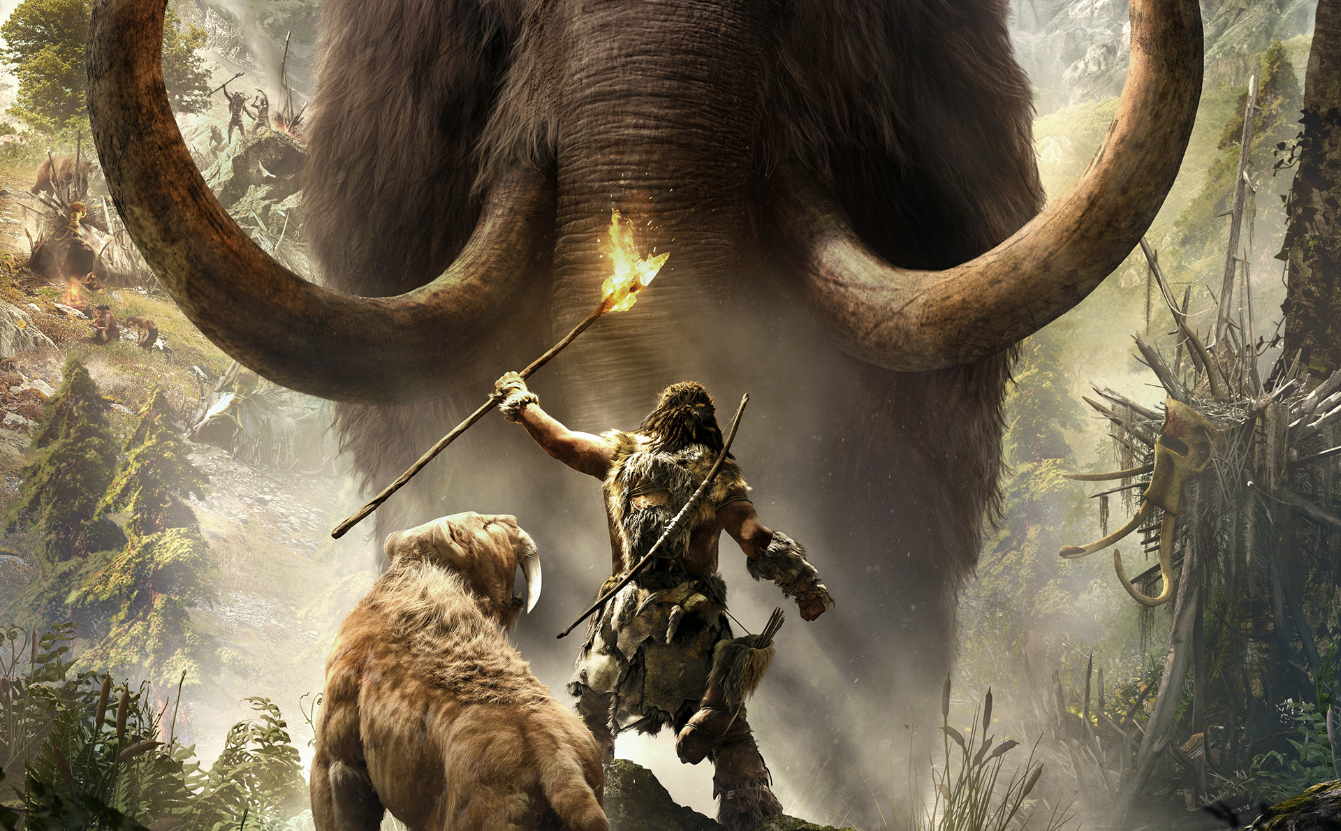 Far Cry Primal Wallpaper HD Image