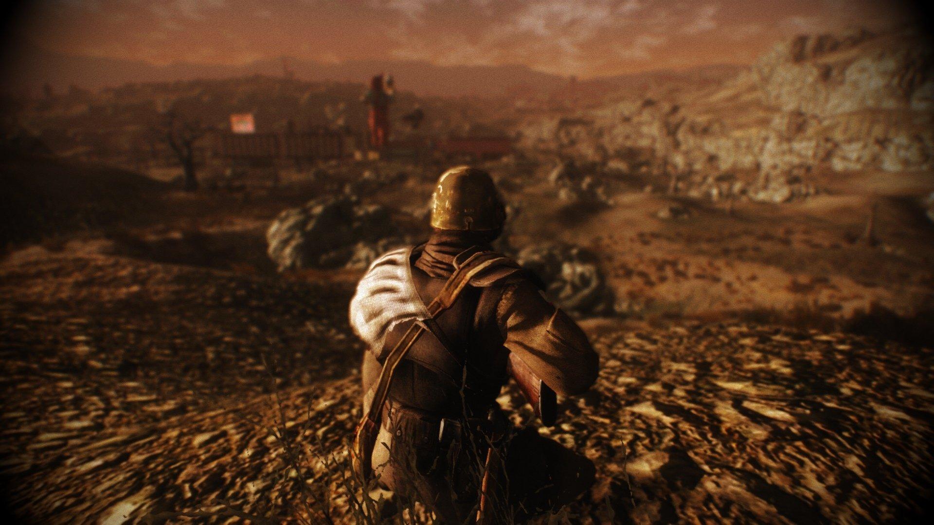 Fallout: New Vegas HD Wallpaper | Background Image ...