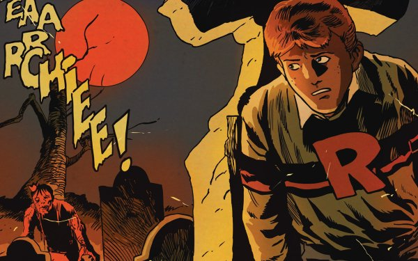 Comics Afterlife With Archie Archie Andrews Archie Comics HD Wallpaper | Background Image