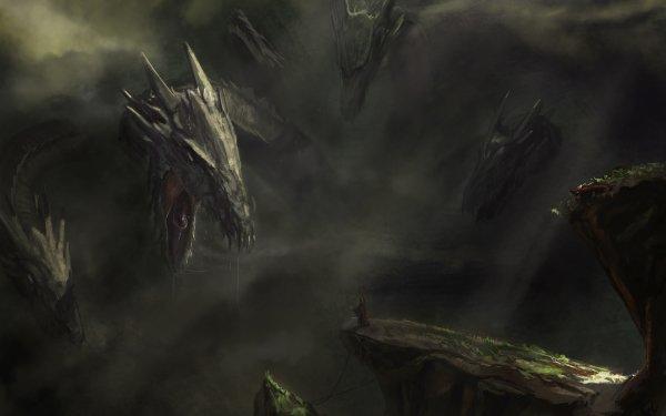 Fantasy Hydra HD Wallpaper | Background Image