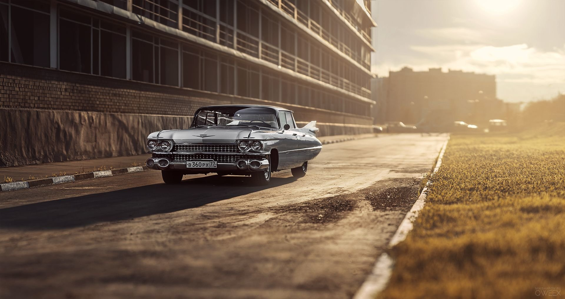 1959 Cadillac Coupe Deville Wallpaper and Background Image ...