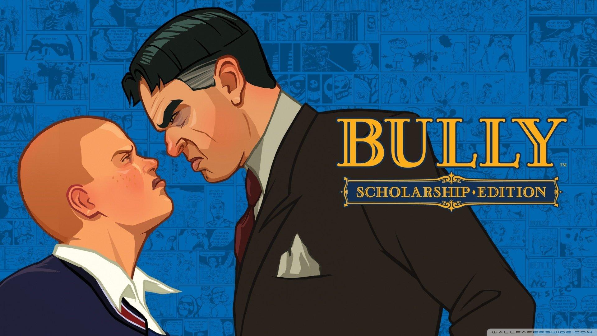 Bully Fondo De Pantalla Hd Fondo De Escritorio 1920x1080