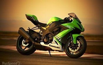 34 Kawasaki Ninja HD Wallpapers