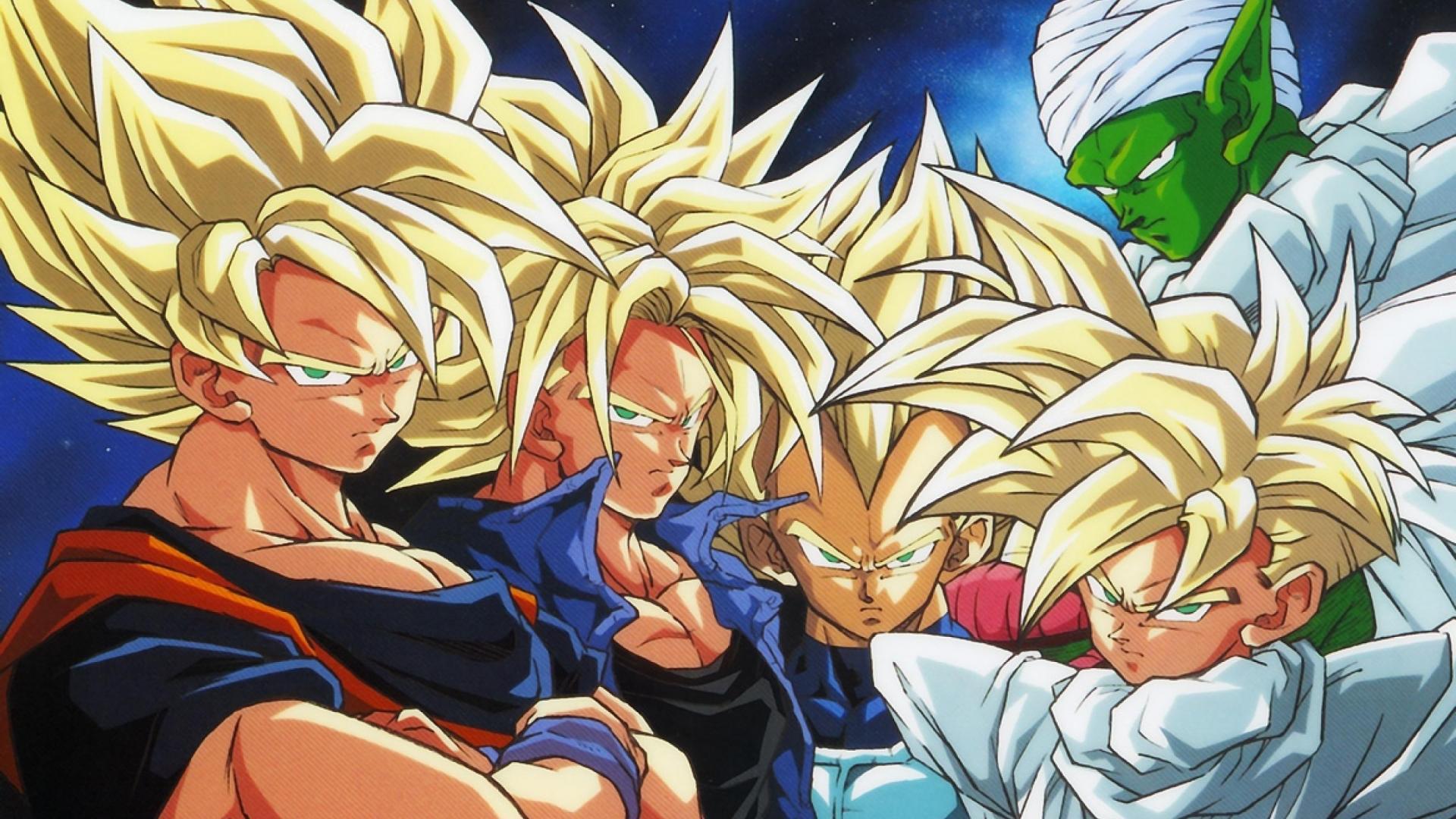 Dragon Ball Z: Budokai Tenkaichi 3 HD Wallpaper ...