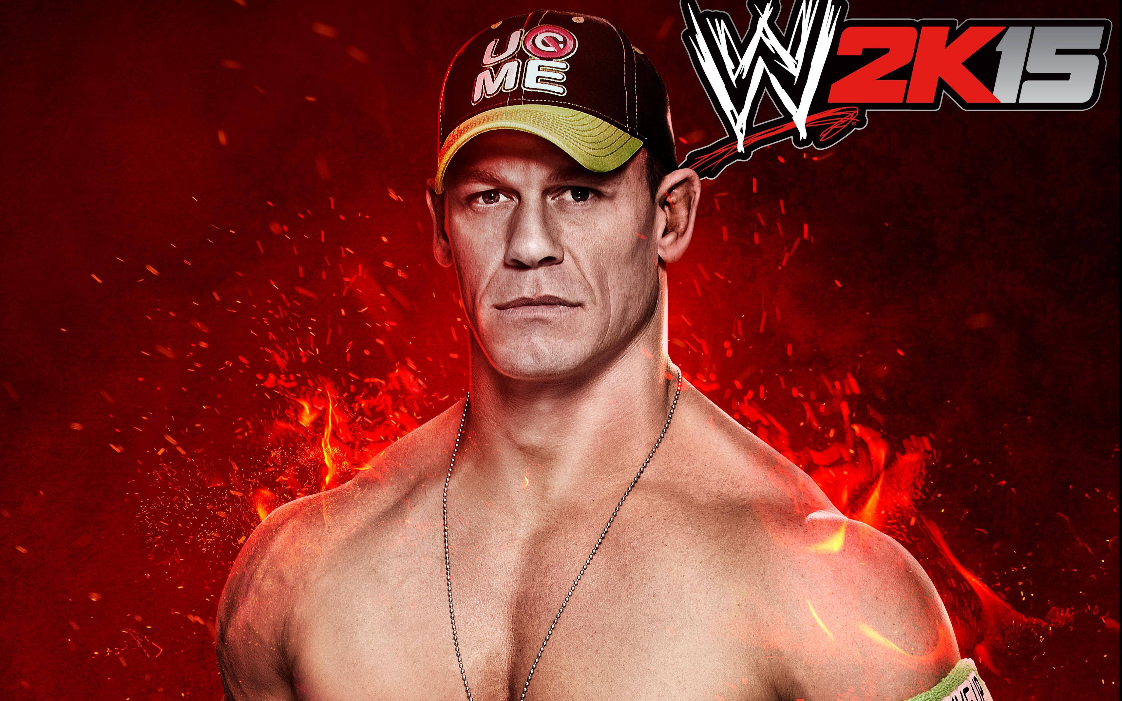 John Cena 4k Ultra Hd Wallpaper Background Image 3840x2400 Id