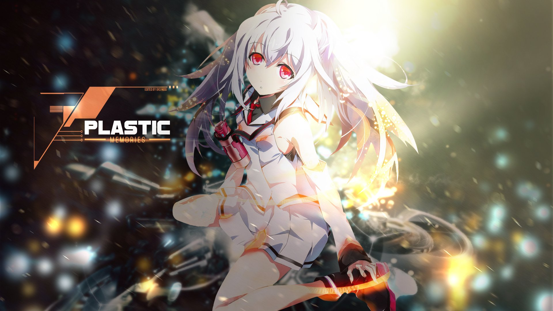 Anime Wallpapers Plastic Memories HD 4K Download For Mobile iPhone & PC