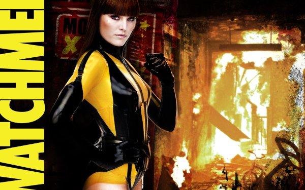 Movie Watchmen Silk Spectre HD Wallpaper | Background Image