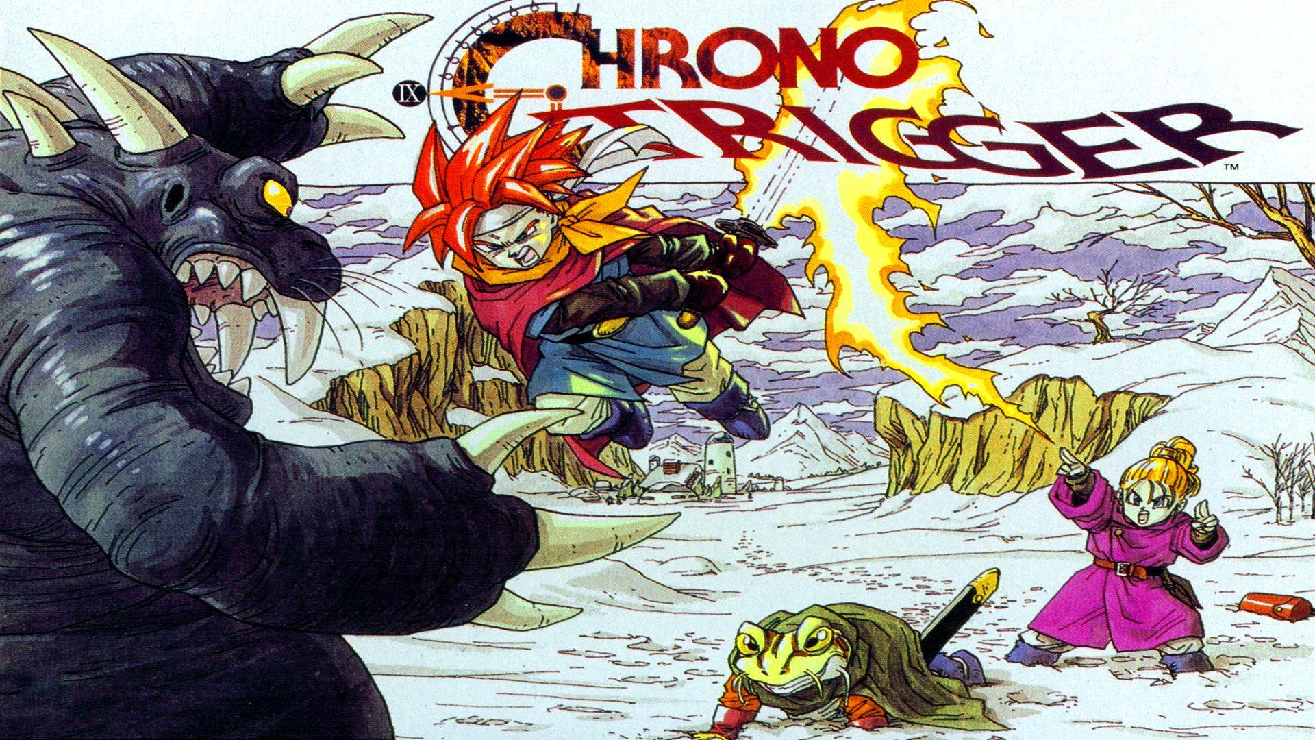 Chrono Trigger HD Wallpaper | Background Image | 1920x1080 ...