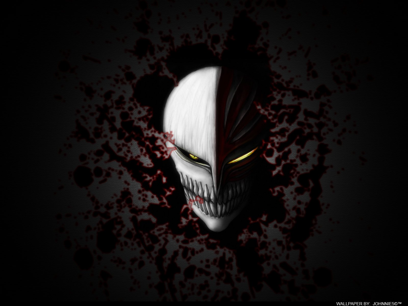 Kurosaki Ichigo Hollow Mask Wallpaper And Background Image