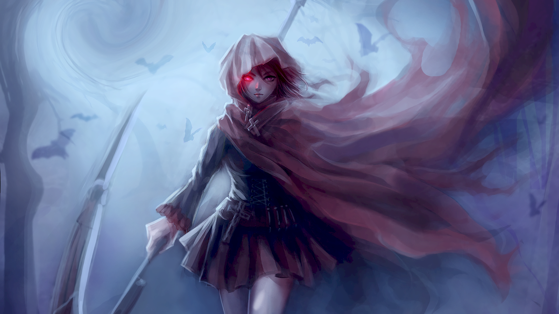 Rwby hd wallpaper background image 1920x1080 id - Anime girl wallpaper for mobile ...