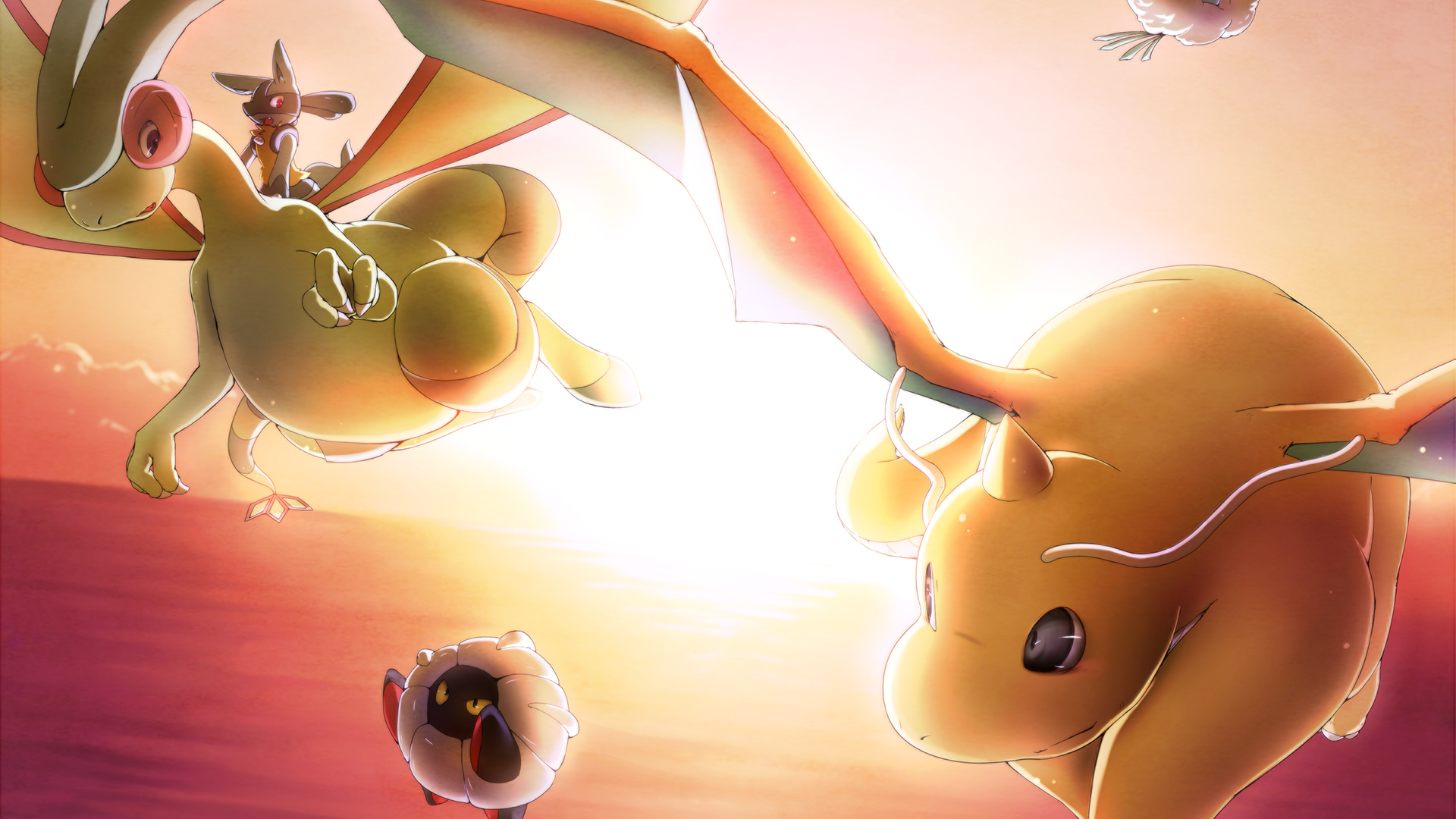 Pokémon Full HD Wallpaper and Background | 1920x1080 | ID ...