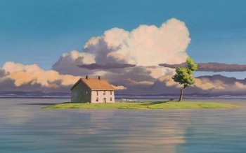 118 Spirited Away Hd Wallpapers Background Images Wallpaper Abyss
