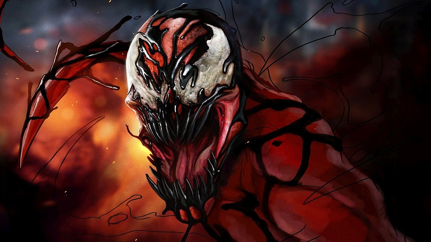Spider Man 2099 Wallpaper 1080p: Carnage Wallpaper And Background Image