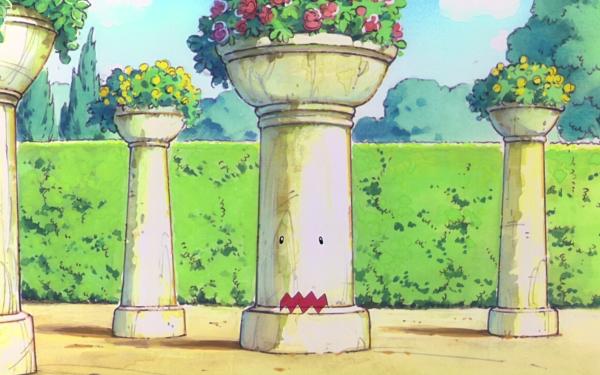 Anime Pokémon Kecleon Pikachu's Pikaboo HD Wallpaper | Background Image