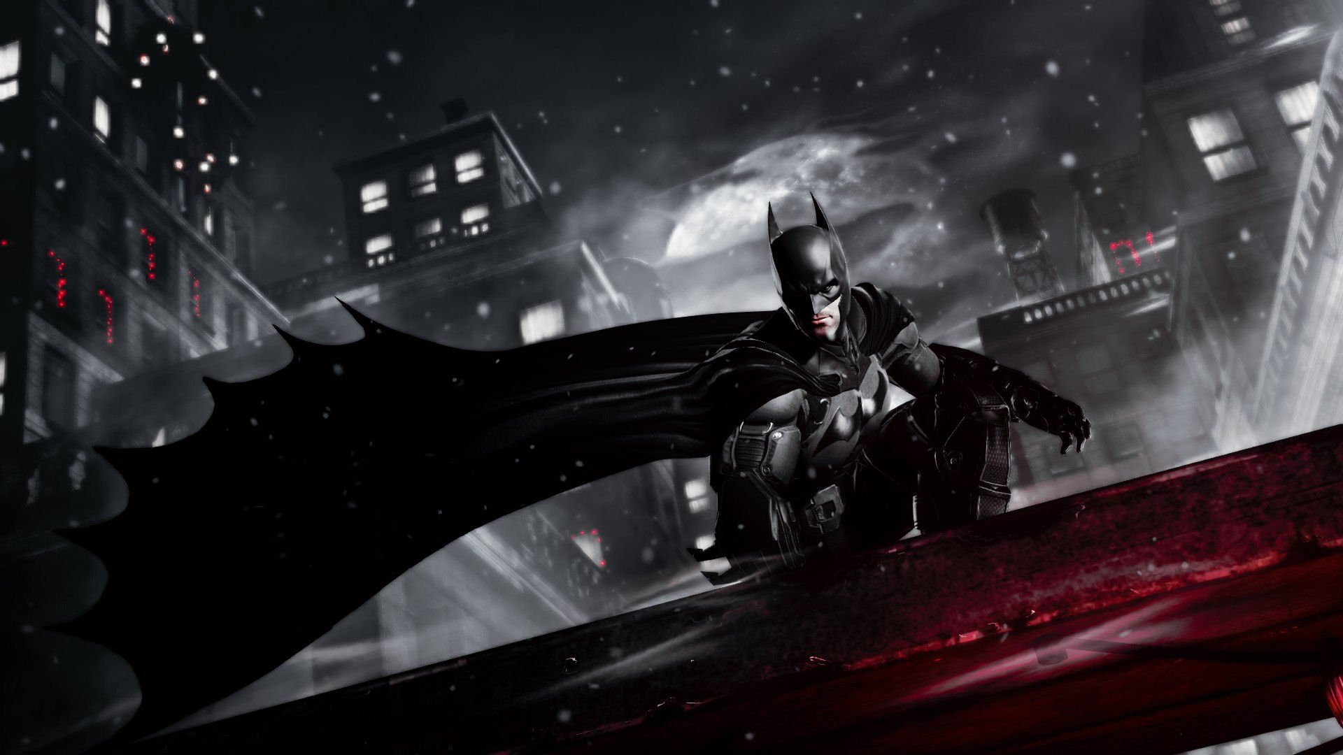 batman arkham origins hd wallpaper background image