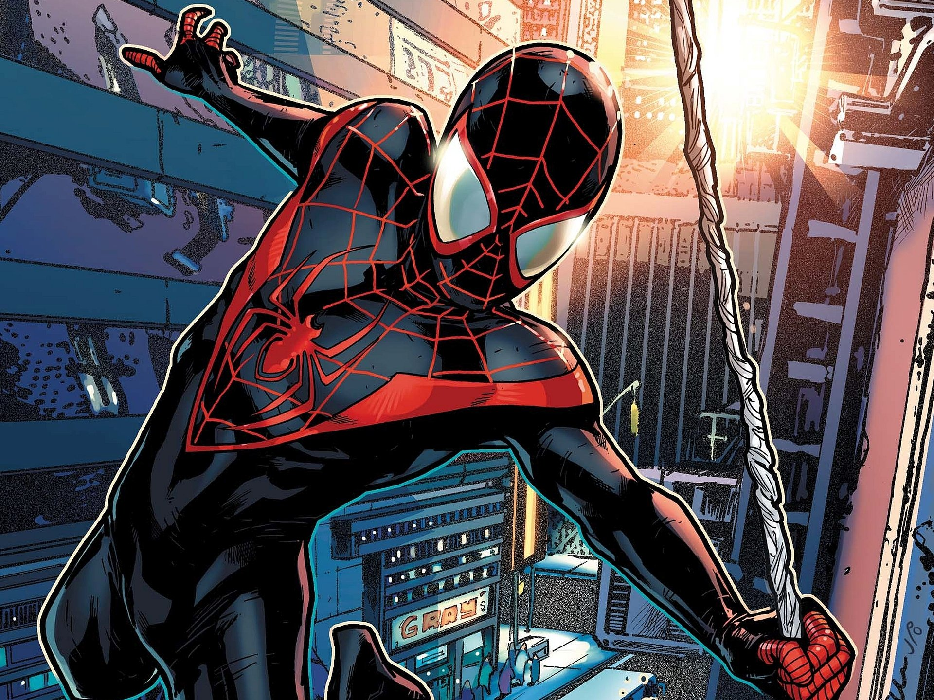14 Ultimate Spider Man HD Wallpapers